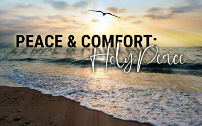 WEEK 22: Peace & Comfort: Holy Peace