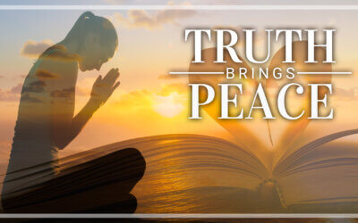 WEEK 23: Truth Brings Peace