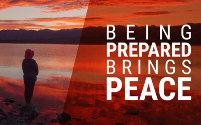 WEEK 44: Being Prepared Brings Peace