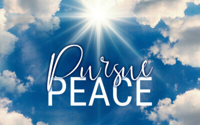 WEEK 51: Pursue Peace