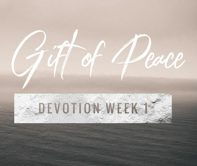 Get Peace With God