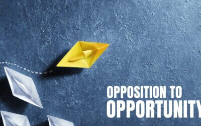 Week 10: Opposition to Opportunity