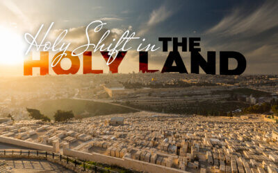 Week 38: Holy Shift in The Holy Land
