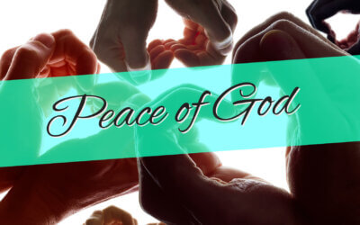 WEEK 2: Peace of God