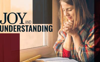 Joy and Understanding