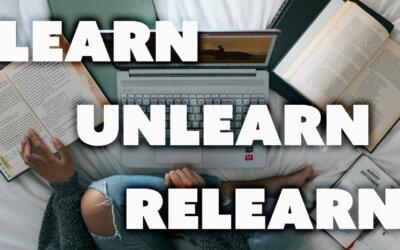Learn, Unlearn, Relearn