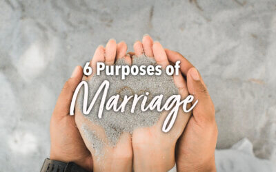 6 Purposes of Marriage