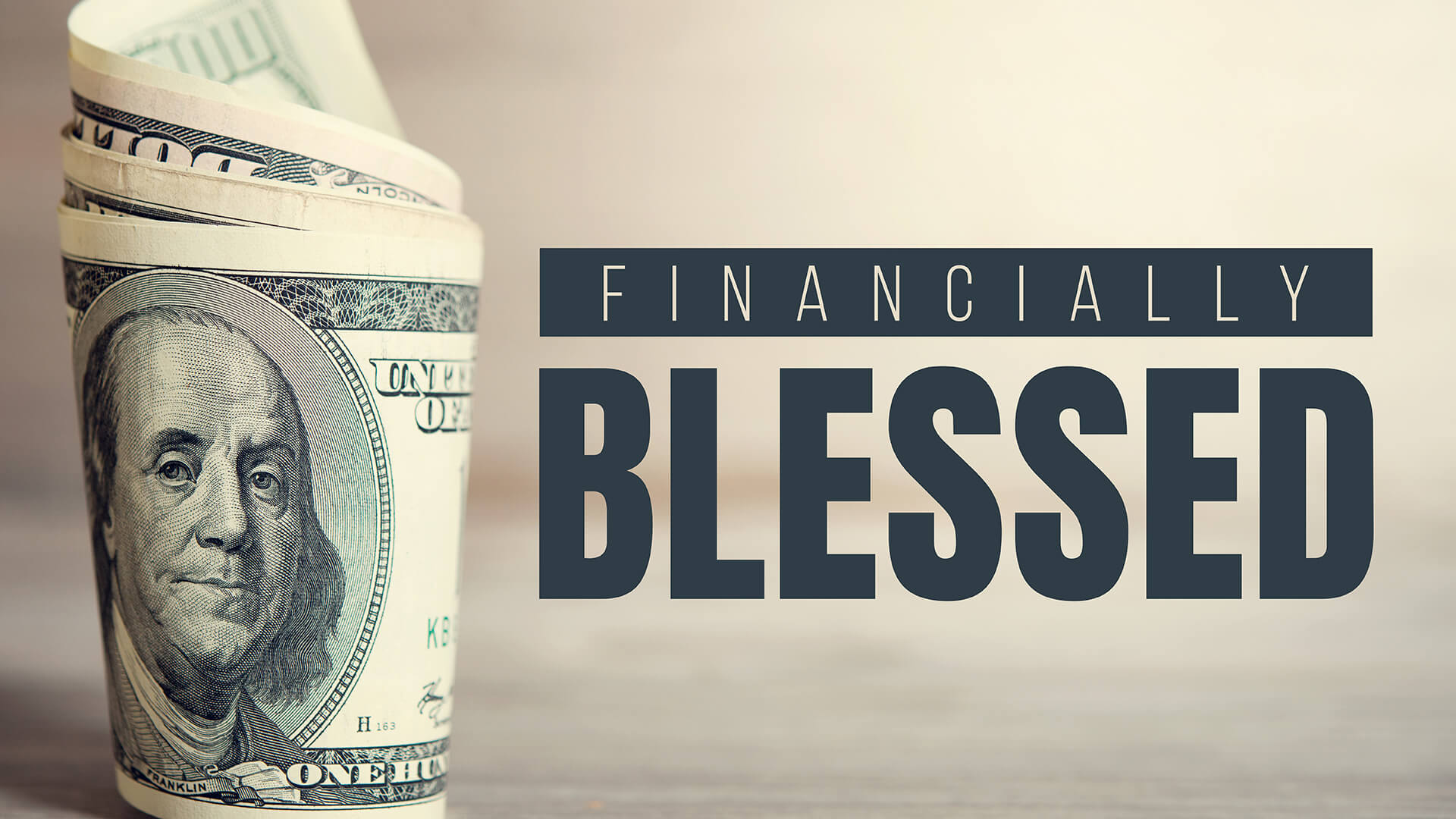 Financially Blessed