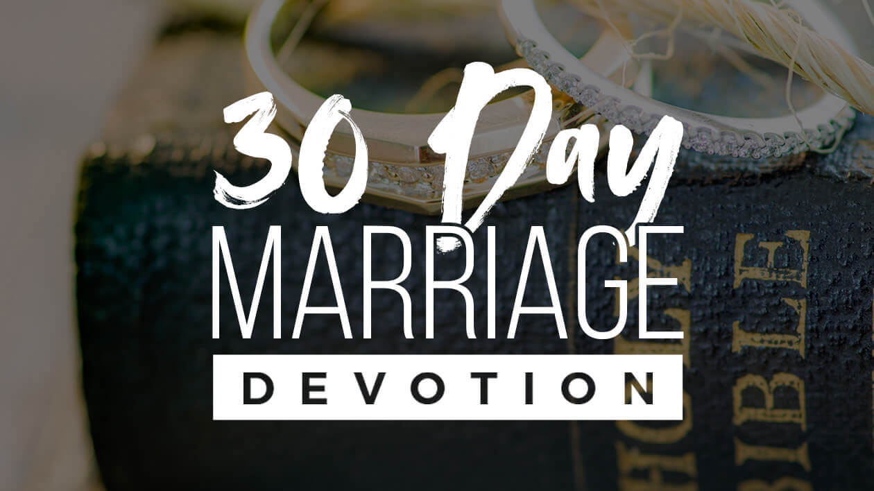 30 Days of Marriage Prayers