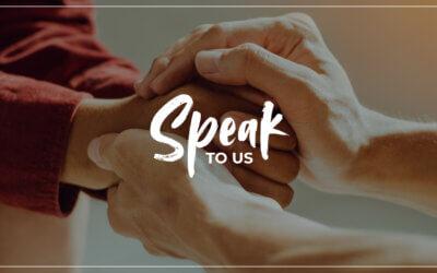 Speak to Us