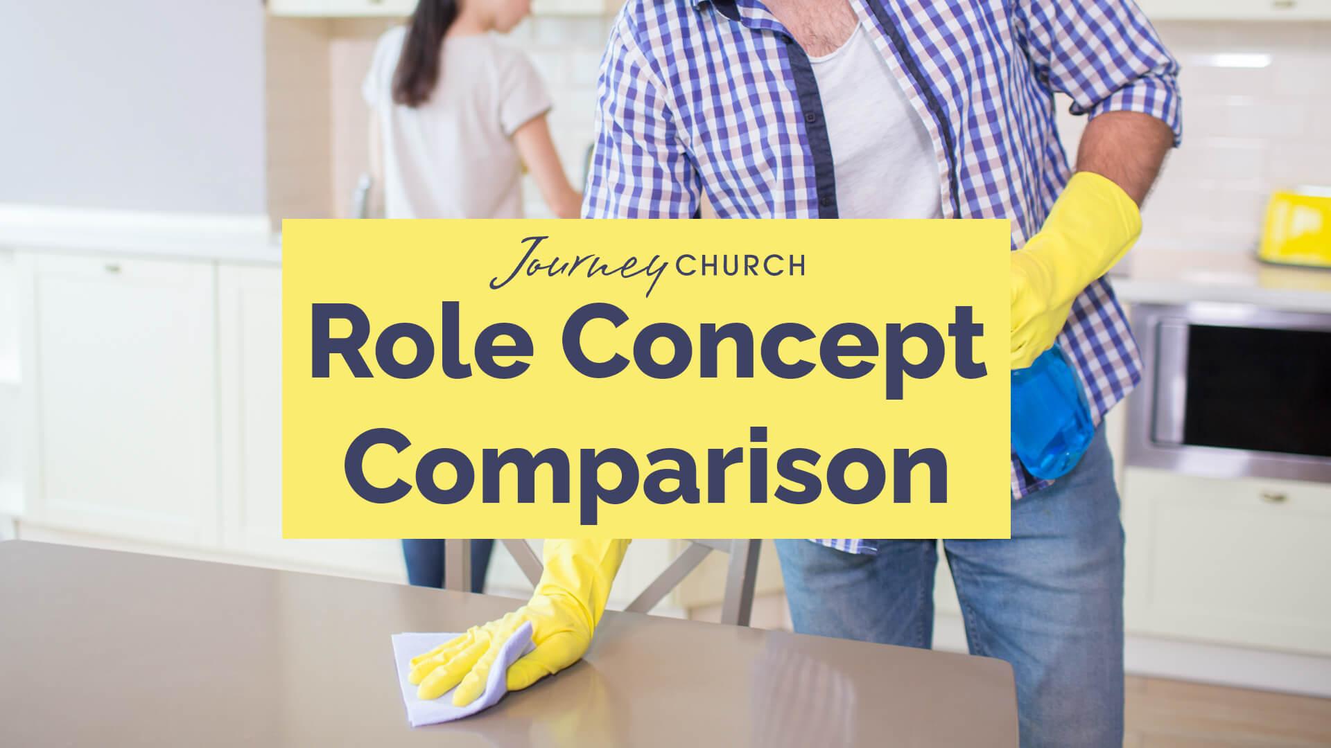Role Concept Comparison