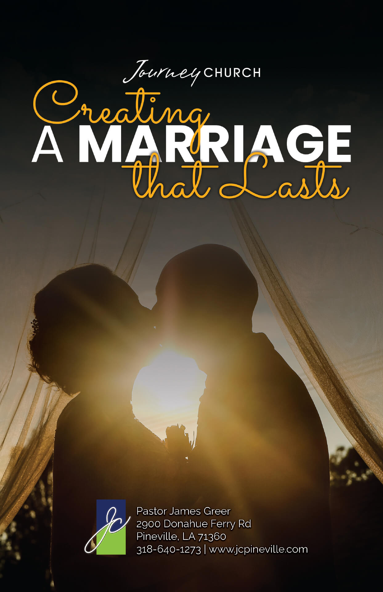 Creating a Marriage that Lasts