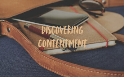 Discovering Contentment