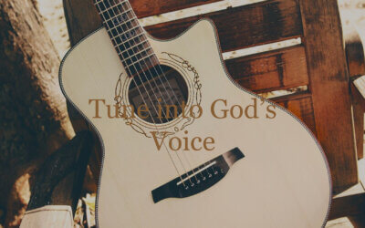 Tune into God's Voice