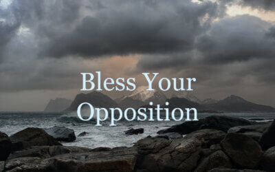 Bless Your Opposition