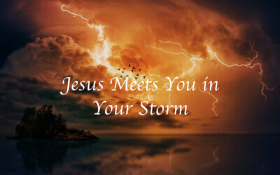 Jesus Meets You in Your Storm