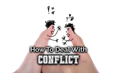 How to Deal with Conflicts